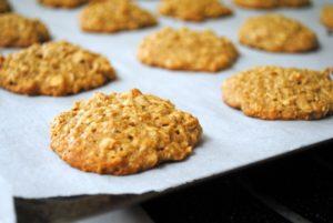 healthy cookies gluten-free paleo dairy-free vegan